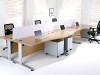 Oak-Wave-office-desk