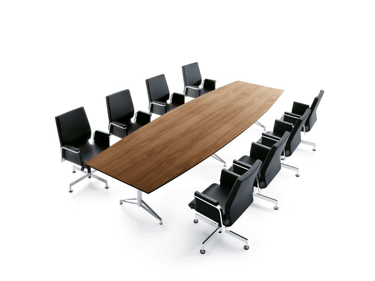 Whatever You Choose For Your Boardroom, It Needs To Not Only Be Comfortable  But Appealing And Pleasing To The Eye. Chairs For The Table Also Need To  Match ...
